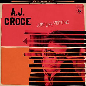 Croce*a.J. - Just Like Medicine [CD] USA import
