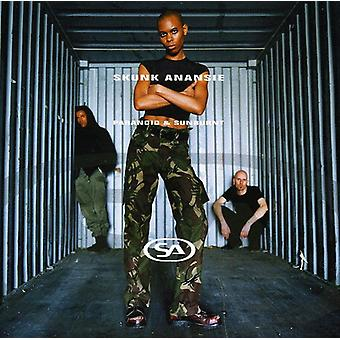 Skunk Anansie - Paranoid & Sunburnt [CD] USA import