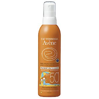 Avene Spray 50+ Children (Children , Cosmetics , Body lotions)