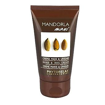Phytorelax Almond Hand- & Nail Cream 75ml