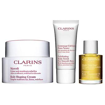 Clarins Body Shaping Cream 200 Ml + 2 Pieces