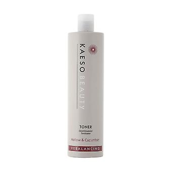 Kaeso bellezza riequilibrio Toner Mallow & cetriolo 495ml
