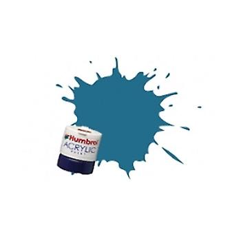 Humbrol Paint Garter Blue RC404 Acrylic Rail Paint