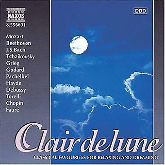 Clair De Lune - Clair De Lune [CD] USA import