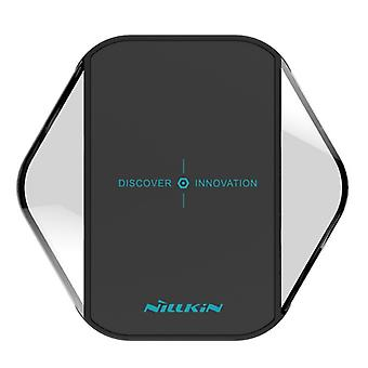 Universal inductive charger for Wireless charging of Qi NFC wireless charger dock black