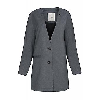ADPT. Jam Jacket ladies gray Blazer with a simple look for the perfect style