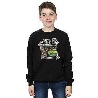 Scooby Doo Boys Mystery Machine Sweatshirt