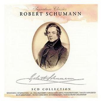 R. Schumann - Schumann: Master Works [CD] USA import