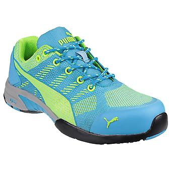 a52a17d0a348a5 Sale Puma Safety Womens Ladies Celerity Knit Lace Up Safety Trainers