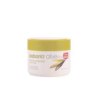 ACEITE DE OLIVA crema nutritiva korpral