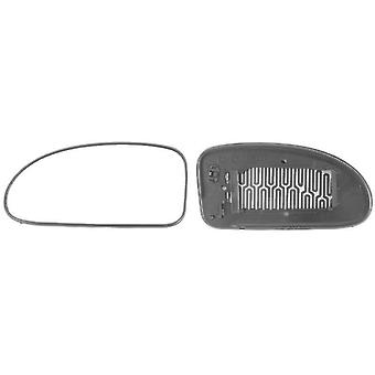 Left Mirror Glass (Heated) & Holder for FORD FOCUS Estate 1999-2004