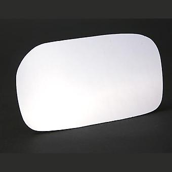 Left Stick-On Mirror Glass Easy to Fit For Honda STREAM 2001-2006