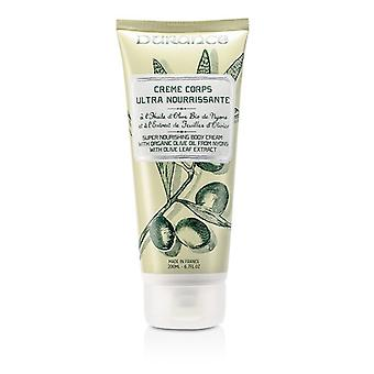 Durance Super nærende Body Cream med Olive Leaf Extract 200ml / 6.7 oz