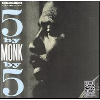 Thelonious Monk - 5 by Monk by 5 [CD] USA import