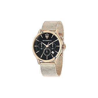 Maserati Herrenuhr Epoca chronograph R8873618005