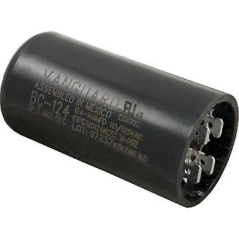 Vanguard BC-124 125V 124-149 MFD Start Capacitor