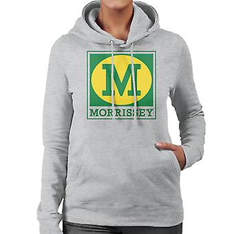 Morrisseys Morrisons Logo Women's Hooded Sweatshirt