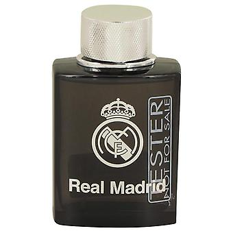Real Madrid Black Eau De Toilette Spray (Tester) By Air Val International