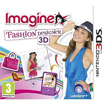 Imagine Fashion Designer (Nintendo 3DS)