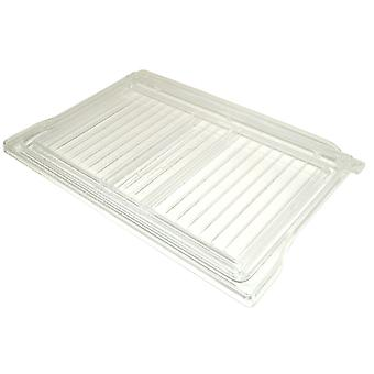 Candy Lower Clear Plastic Fridge Shelf