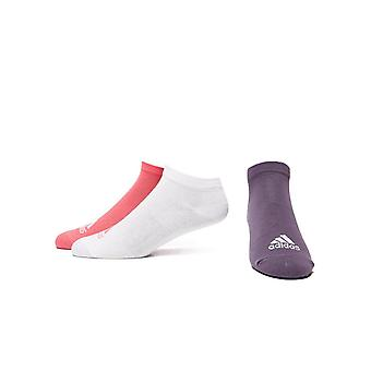 adidas Performance 3 Pack No-Show Thin Women's Training Socks