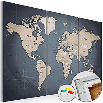 Bild på cork - antracitgrå världen [Cork karta]
