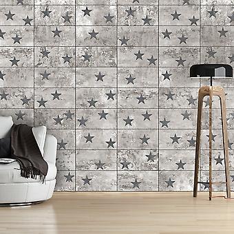 Wallpaper - Concrete Stars