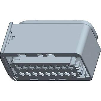 TE Connectivity Socket enclosure - cable HDSCS, MCP Total number of pins 18 1-1563759-1 1 pc(s)