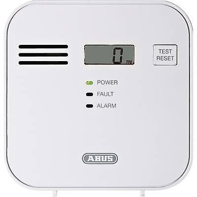 ABUS COWM300 Gas detector battery-powered detects Carbon monoxide