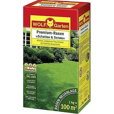 Ombre de seHommesces de gazon & soleil LP 100 Wolf Garten 3820040