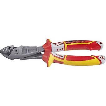 VDE Kraft side cutter non-flush type 180 mm NWS