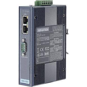 Datengateway RS-232, RS-422, RS-485 Advantech EKI-1521-CE Nr. Ausgänge: 1 x 12 Vdc, 24 Vdc
