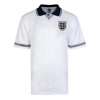 England 1990 World Cup Finals Home Shirt - Adult