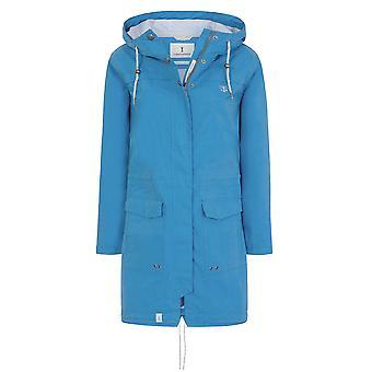 Farol Paige senhoras casaco azul vela