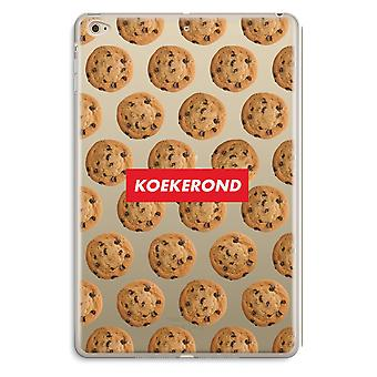 iPad Mini 4 Transparent Case (Soft) - Koekerond