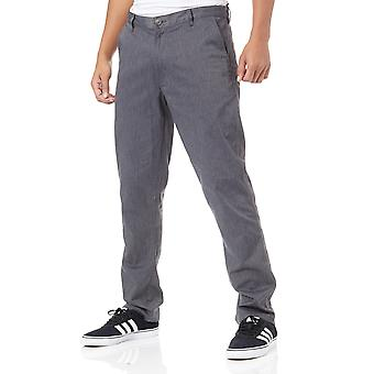 Element Charcoal Heather FA18 Howland Classic Chino Pant