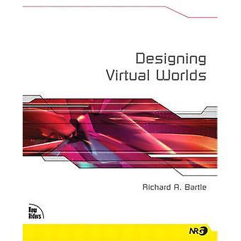 Designing virtuella världar av Richard Bartle - 9780131018167 bok