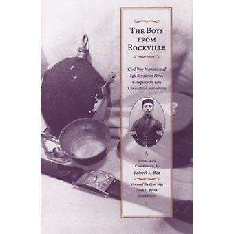 Garçons de Rockville - récits de la guerre civile par Benjamin Hirst - Robert