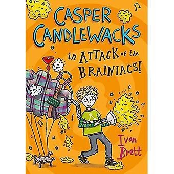 Casper Candlewacks in aanval van de Brainiacs!