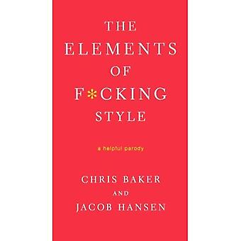 Elements of F*cking Style