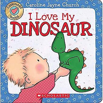 Lovemeez: I Love My Dinosaur