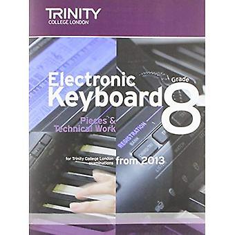 Electronic Keyboard Grade 8 2013 (Trinity Electronic K)