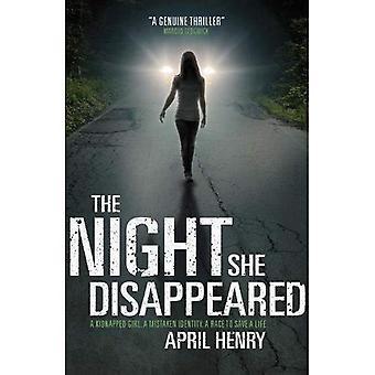 Den natten hon försvann