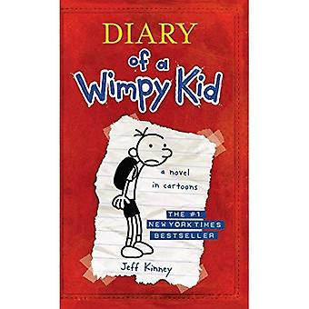 Diary of a Wimpy Kid [Large Print]