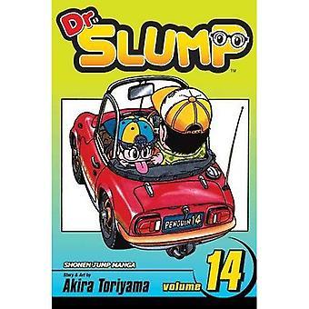 Dr. Slump 14 (Dr. Slump)