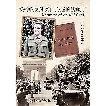 Kvinne foran: memoarene til en ATS jente