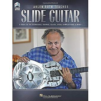 Arlen Roth opettaa Slide-kitara