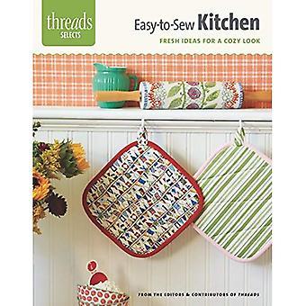 Cuisine facile à coudre: Des idées fraîches pour un Look cosy (Threads sélectionne)