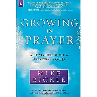 De plus en plus dans la prière: un Guide de référence pour parler avec Dieu