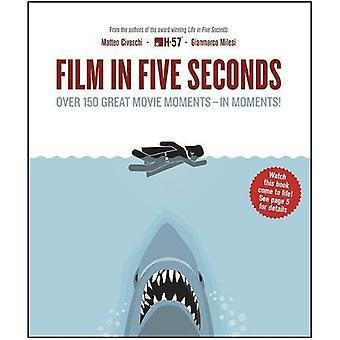 Film en cinq secondes: plus de 150 des Moments de grand film - dans les Moments!